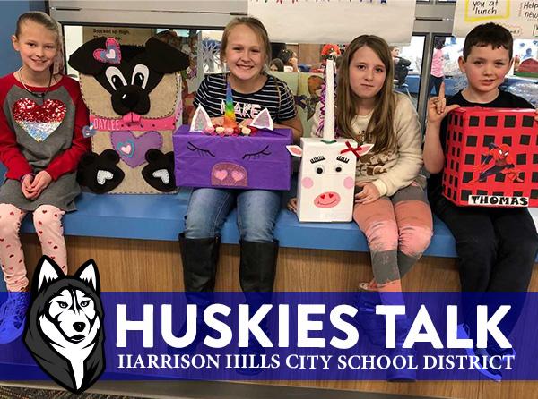 Harrison Hills City School District News Article
